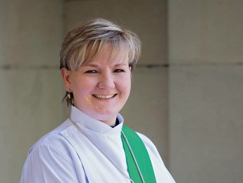 The Rev. Carrie Guerra